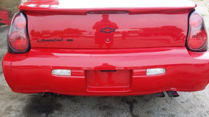 2002 Chevrolet Monte Carlo SS 2dr Coupe In Atlanta GA