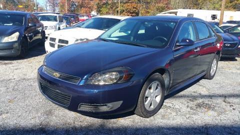 2011 Chevrolet Impala for sale in Atlanta, GA