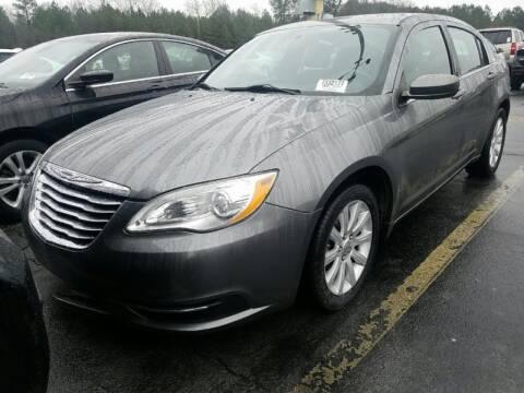2012 Chrysler 200 for sale in Atlanta, GA