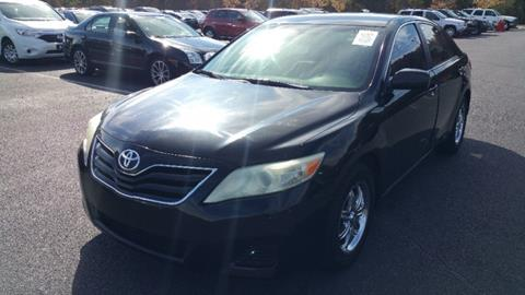 2010 Toyota Camry For Sale In Georgia