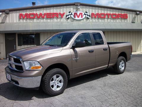 2009 Dodge Ram Pickup 1500 for sale in Edison, OH