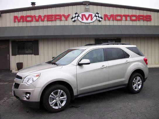 2014 Chevrolet Equinox for sale at Terry Mowery Chrysler Jeep Dodge in Edison OH