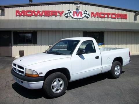 1999 Dodge Dakota for sale at Terry Mowery Chrysler Jeep Dodge in Edison OH