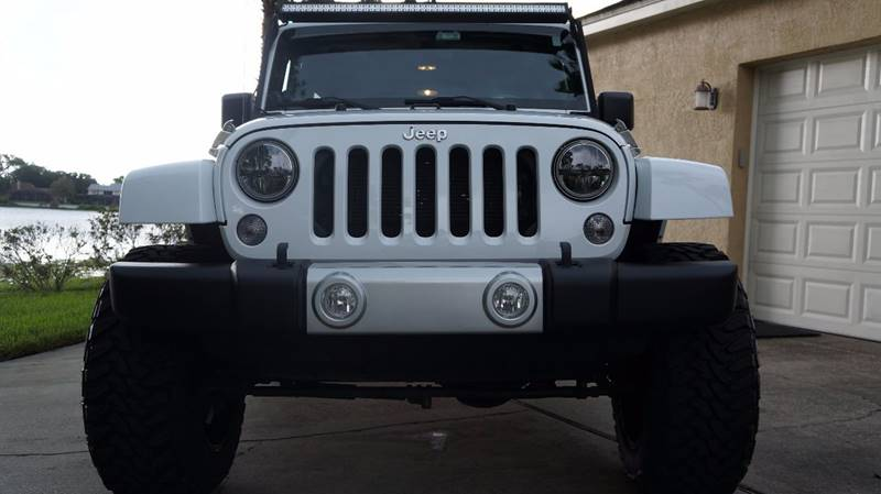 2012 Jeep Wrangler Unlimited 4x4 Sahara 4dr SUV - Altamonte Springs FL