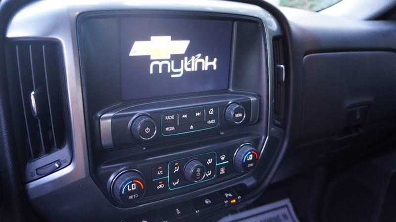 2014 Chevrolet Silverado 1500 4x4 LT 4dr Crew Cab 5.8 ft. SB - Altamonte Springs FL