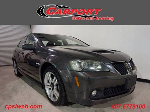 Pontiac g8 gt for sale in florida