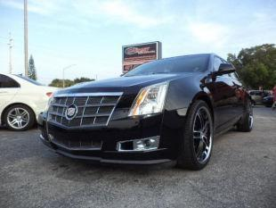 2008 Cadillac CTS for sale at CARPORT SALES AND  LEASING in Oviedo FL