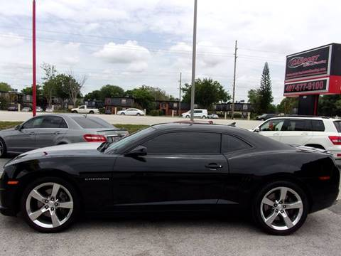 2011 Chevrolet Camaro for sale at CARPORT SALES AND  LEASING in Oviedo FL
