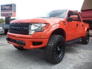 2011 Ford F-150 for sale at CARPORT SALES AND  LEASING in Oviedo FL
