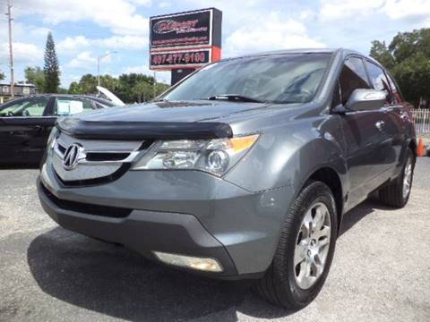 2008 Acura MDX for sale at CARPORT SALES AND  LEASING in Oviedo FL