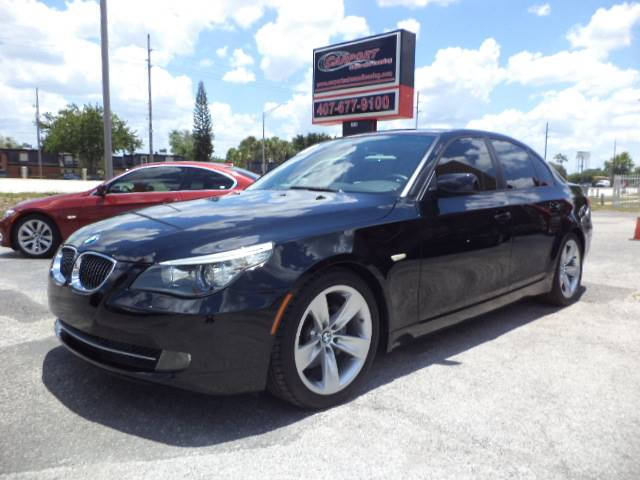 2008 BMW 5 Series for sale at CARPORT SALES AND  LEASING in Oviedo FL
