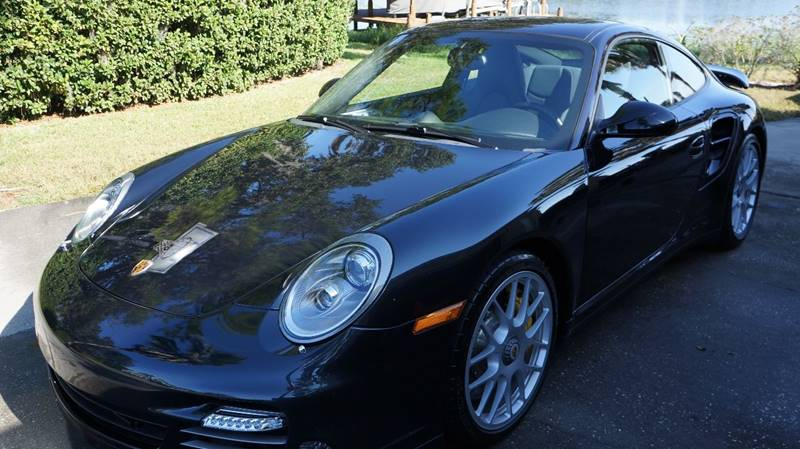 2011 Porsche 911 AWD Turbo S 2dr Coupe - Altamonte Springs FL