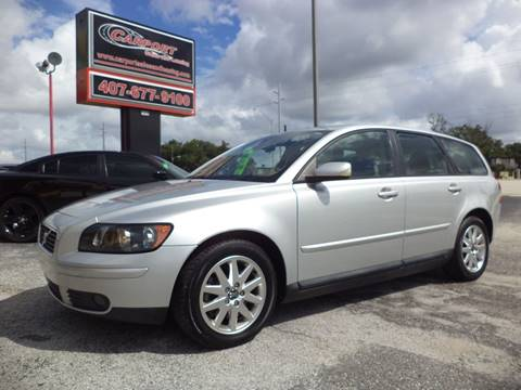 2006 Volvo V50 for sale at CARPORT SALES AND  LEASING in Oviedo FL