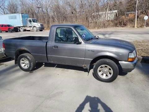 2000 Ford Ranger for sale in Edwardsville, KS