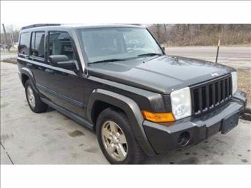 2006 Jeep Commander for sale in Edwardsville, KS