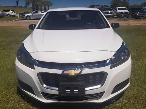 2015 Chevrolet Malibu for sale in Mobile, AL