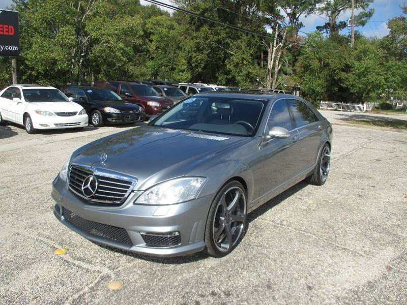 2008 mercedes benz s class awd s550 4matic 4dr sedan in for Mercedes benz mobile alabama