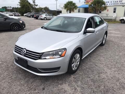 2015 Volkswagen Passat for sale in Mobile, AL