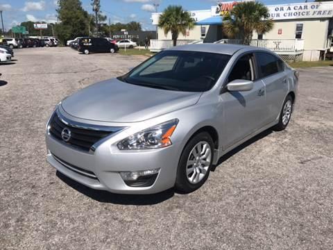 2015 Nissan Altima for sale in Mobile, AL