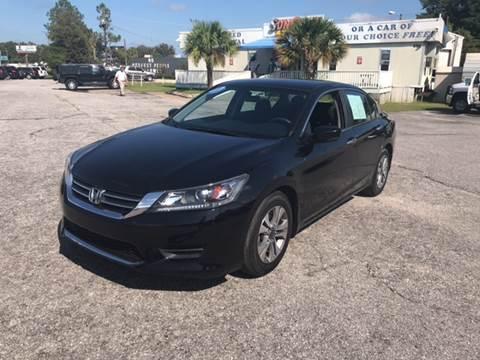 2014 Honda Accord for sale in Mobile, AL