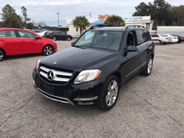 Exceptional 2014 Mercedes Benz GLK AWD GLK 350 4MATIC 4dr SUV   Mobile AL
