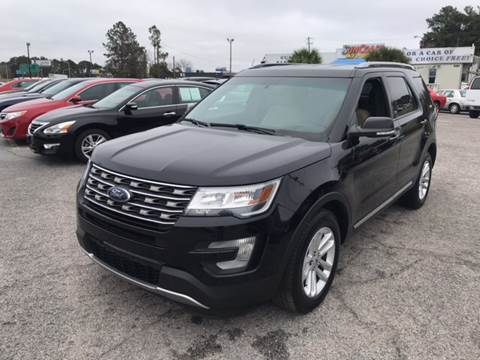 used 2016 ford explorer for sale in alabama. Black Bedroom Furniture Sets. Home Design Ideas