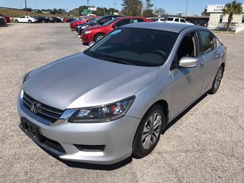 Honda Mobile Al >> 2014 Honda Accord For Sale In Mobile Al