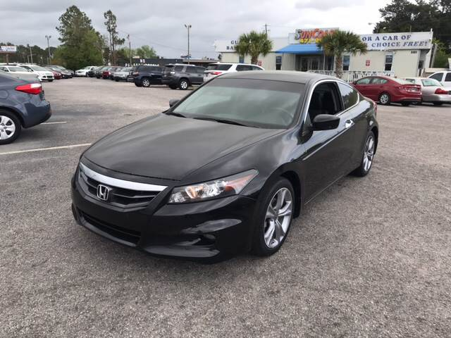 Captivating 2012 Honda Accord EX L V6 2dr Coupe 5A   Mobile AL