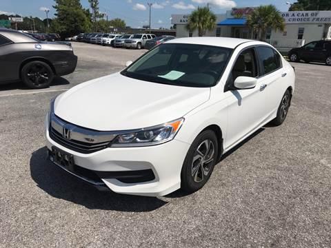 2016 Honda Accord 70,269 Miles $14,999