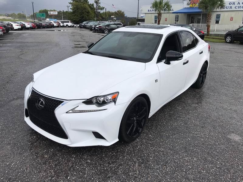 2015 Lexus IS 250 Crafted Line 4dr Sedan   Mobile AL