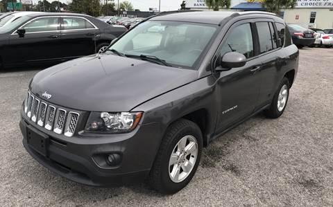 2017 Jeep Compass for sale in Mobile, AL