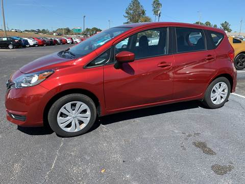 2018 Nissan Versa Note for sale at Sun Coast City Auto Sales in Mobile AL