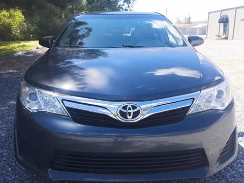 2012 Toyota Camry for sale in Mobile, AL