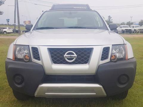 2012 Nissan Xterra for sale in Mobile, AL