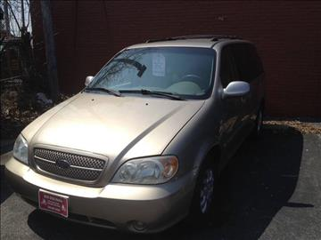 2005 Kia Sedona for sale in Cleveland, OH