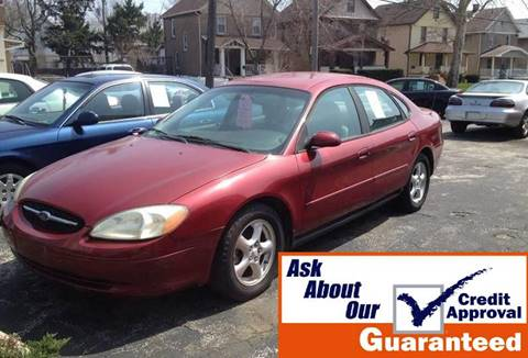 2002 Ford Taurus for sale in Cleveland, OH