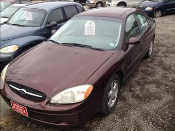 2001 Ford Taurus for sale in Cleveland, OH