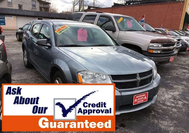 2010 Dodge Avenger Sxt 4dr Sedan In Cleveland Oh Alb Usa
