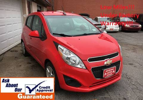 2013 Chevrolet Spark for sale in Cleveland, OH