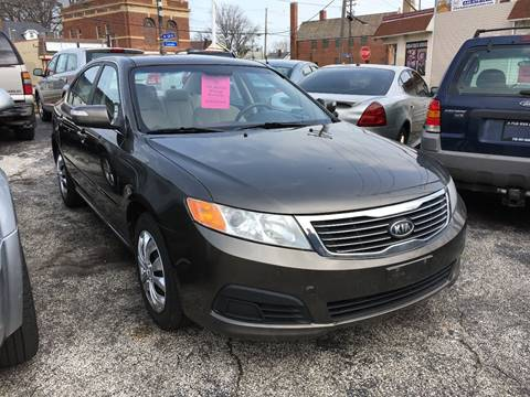 2009 Kia Optima for sale in Cleveland, OH