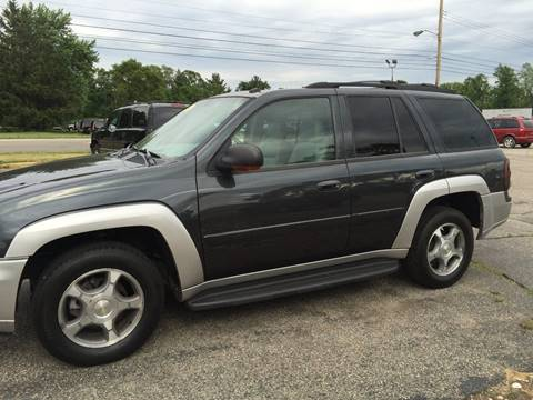 2005 Chevrolet TrailBlazer for sale at Great Lakes Auto Import in Holland MI