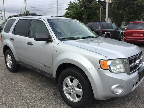 2008 Ford Escape for sale at Great Lakes Auto Import in Holland MI
