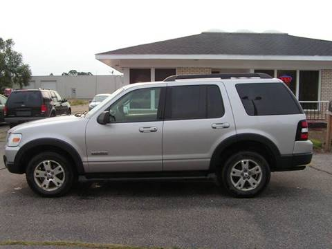 2007 Ford Explorer for sale at Great Lakes Auto Import in Holland MI