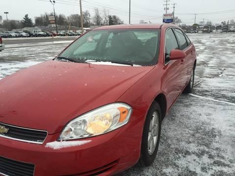2008 Chevrolet Impala for sale in Grand Rapids, MI