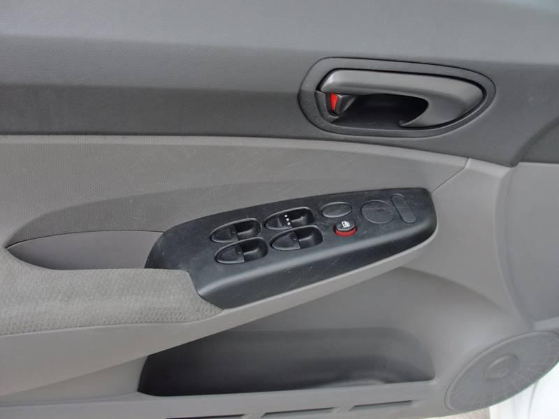 2011 Honda Civic VP 4dr Sedan 5A - Plano TX
