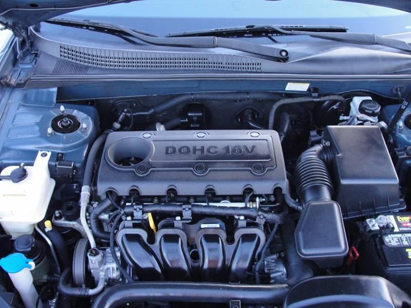 2010 Hyundai Sonata GLS 4dr Sedan - Plano TX