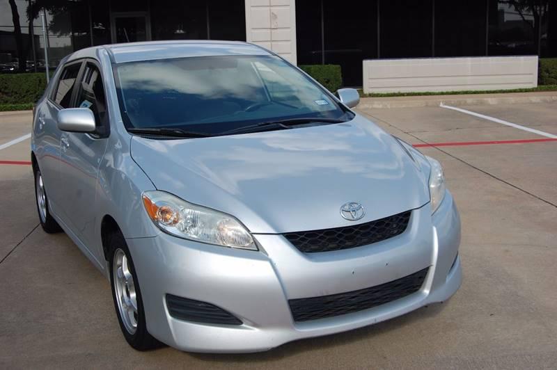 2013 Toyota Matrix L 4dr Wagon 4A - Plano TX