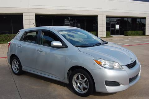 2013 Toyota Matrix for sale in Plano, TX