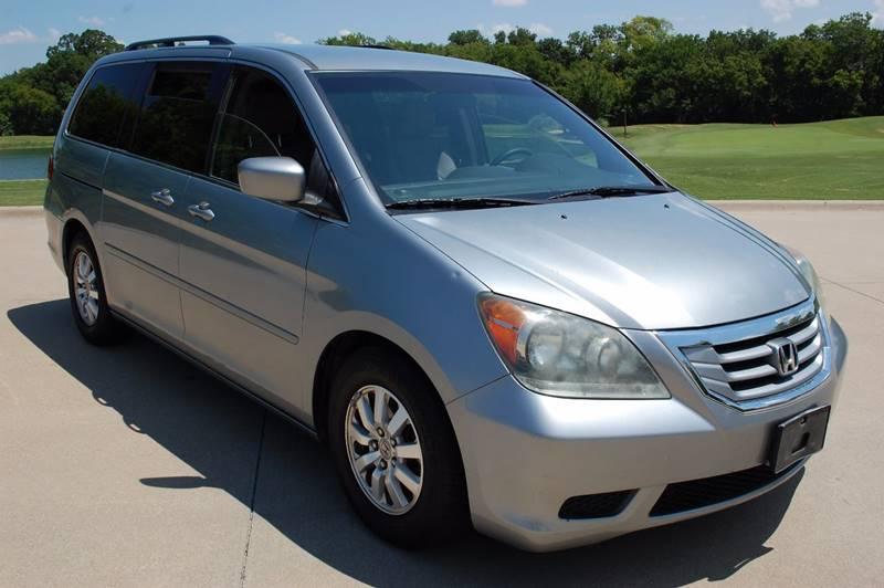 2010 Honda Odyssey EX 4dr Mini-Van - Plano TX