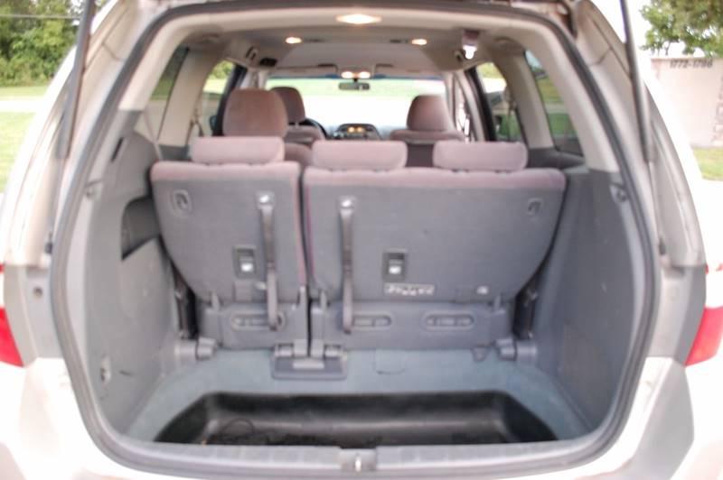 2007 Honda Odyssey LX 4dr Mini-Van - Plano TX